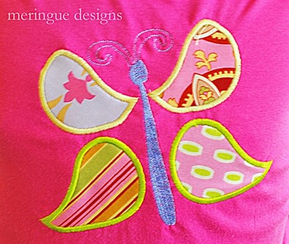 Picture of Butterfly Patchwork